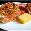 11'0516_01:中島公園Resol Hotel早餐