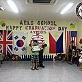 AELC 中心二 台灣家庭畢業典禮照片