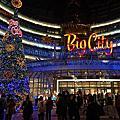 新竹。花月嵐(巨城店)~聖誕節看聖誕樹