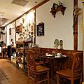 台北中山區。柯芬園咖啡館
