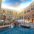 Day3 澳門。威尼斯人、大運河購物中心