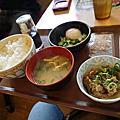 Day4 日本岡山。すき家 sukiya