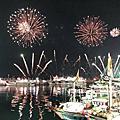 2018澎湖國際海上花火節(西嶼鄉)