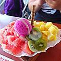 澎湖吉貝。海冰屋~吃貝殼冰