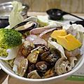 澎湖美食。旭品海鮮涮涮鍋,火鍋吃到飽