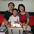 Andy 九歲生日