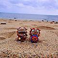 瀨長島鬆餅 海灘