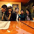 2011  0328  莎雷娜福沙小聚