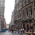 布魯塞爾-Bruxelles 一日遊