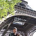 荷蘭鳩與Vic的巴黎行