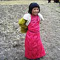 西藏 - 邦達 (海拔 4390 公尺)