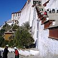 西藏 - 拉薩 (海拔 3658 公尺)