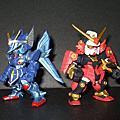 GUNDAM CONVERGE 武者 & 騎士