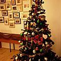 1211 A House布置聖誕樹