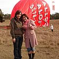 黃金海岸之熱氣球之旅