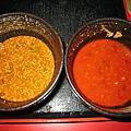 永康街的沾汁麵