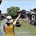 浙江遊-烏鎮(水鄉)、京杭大運河、香積寺
