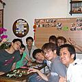 2005.05.12_豪大雨的薑母鴨聚餐