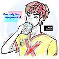 EXO-如果真的有超能力-插畫