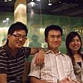 2008/07/25聚~啟順哥赴哥大歡送會