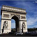 巴黎-Arc de triomphe de l'Étoile