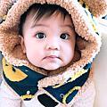 寶寶冬天帽帽