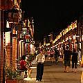 三峽老街夜景初探