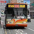 大都會客運  606路公車