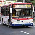 中興巴士  214路低底盤公車