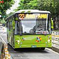 大都會客運22路 低底盤公車