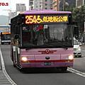 欣欣客運254路系列  低底盤公車