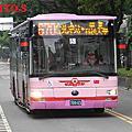 欣欣客運249路公車系列 低底盤公車