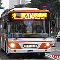首都客運  204路公車(低底盤)