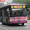 欣欣客運  630路低底盤公車