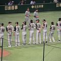 2006.11.10  亞洲職棒大賽  La new VS. 日本ハム
