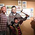 2013.12-2014.1月 《日本鐵道繪旅行》插畫展覽 暨 慈善義賣