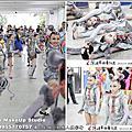 102學年度桃園縣舞蹈比賽彩妝造型