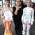 103學年度竹北區個人舞蹈比賽彩妝作品