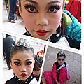 2015 新北市個人舞比賽彩妝