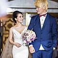 【婚禮攝影】【藝人婚禮】【FIR 阿沁】【阿沁+花花】