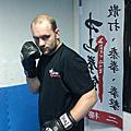 Matt教練的拳擊,角力教學交流120723