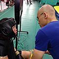 2013年全國運動會武術散手賽事