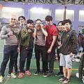 2017 年 3 月 WAKO 踢拳道全國錦標賽