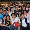 2011-1018海專校友大食神碳燒薑母鴨聚會