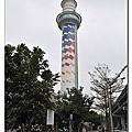 2012-0318 北投 洲美運動公園+摘星樓 星月360旋轉餐廳