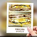 炸豬排三明治2016.5.6