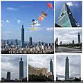 台北101大樓2016.6.13