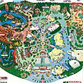 2016 東京夏之旅 - 夜拍東京迪士尼樂園