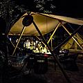 2017日文不通之北海道道東租車自駕夏の旅 Day6 - 帶廣中札内農村休暇村「グランピングテント(GLAMPING TENT) 豪華帳篷」