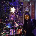 台北士林耶誕巷
